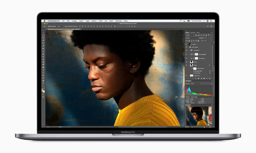 The new MacBook Pro also gains improved graphics processors.