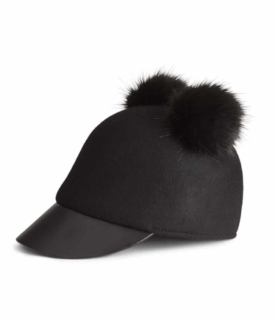 Headwear ala ZayDay. £14.99, H&M