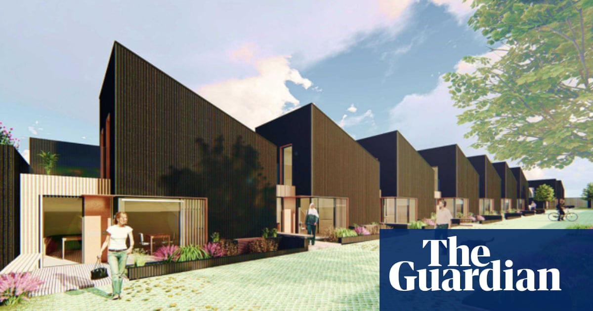Bristol to build 'gap homes' on garage sites to tackle housing crisis