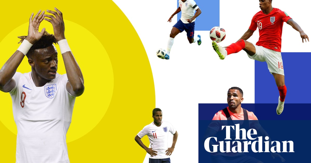 51cf4814e9 England s forward future after Vardy  10 players Southgate could turn to