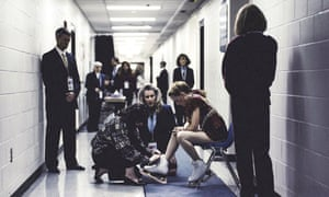 'A broad, frequently cartoonish romp that plays like a less effective mishmash of To Die For and Fargo' ... I, Tonya.