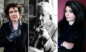Jeanette Winterson, JRR Tolkien and Caitlin Moran.