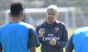 Arsène Wenger said he had not missed a training session in 22 years at Arsenal and would miss that if he decided to give up management.