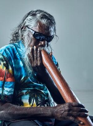 Djalu Gurrawiwi – a songster, healer, virtuoso and master craftsman of the yidaki.