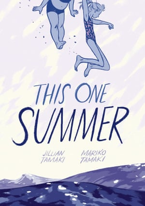 This One Summer by Jillian and Mariko Tamaki, published by First Second