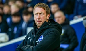 Graham Potter's Brighton side are easy on the eye, but still at risk of being drawn into relegation trouble.