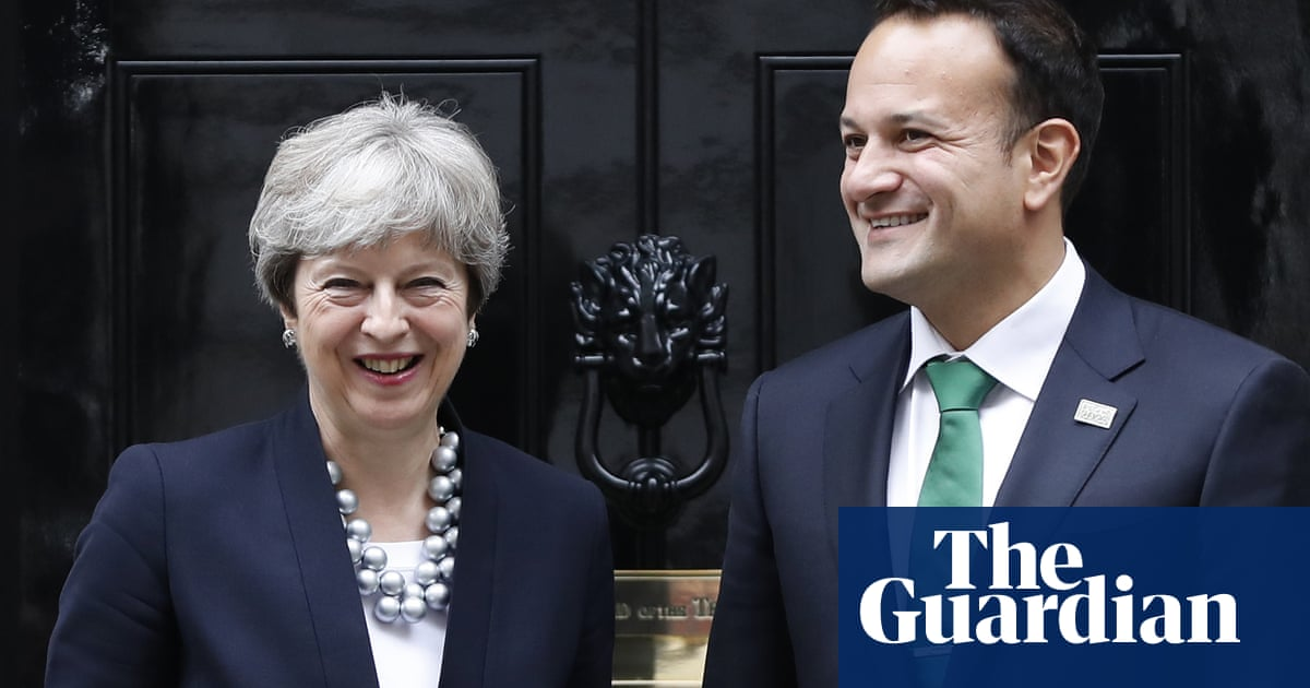 Theresa May Heads To Northern Ireland As Power Sharing Hopes Rise