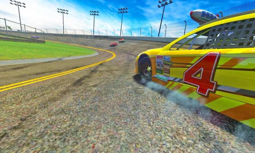 Daytona Championship USA 2017 In game screen preview