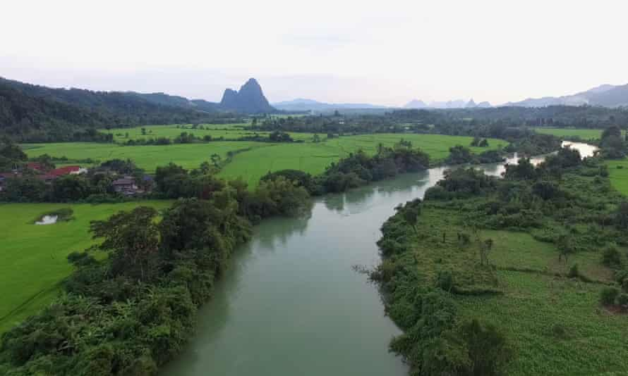 There are plans for 11 new dams on the Upper Mekong river, with 88 more on its tributaries