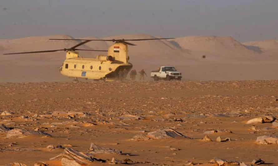 Egypy Western Desert