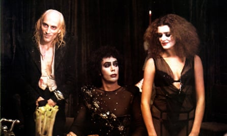 The Rocky Horror Picture Show (1975).