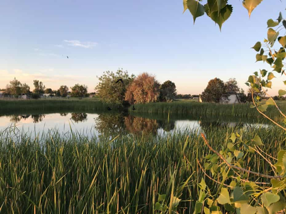 The Park Hill golf course in Denver, Colorado
