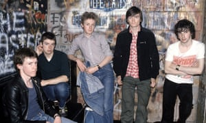 'We were good but we didn't really want to say it out loud' … the Undertones.