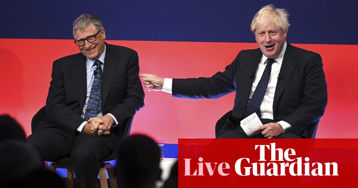 UK forms green investment partnership with Bill Gates – business live