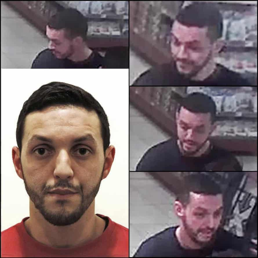 Mohamed Abrini was filmed driving the Renault Clio that two days later was used by the Paris attackers.