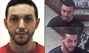 A photograph provided by Belgian police showing Mohamed Abrini.