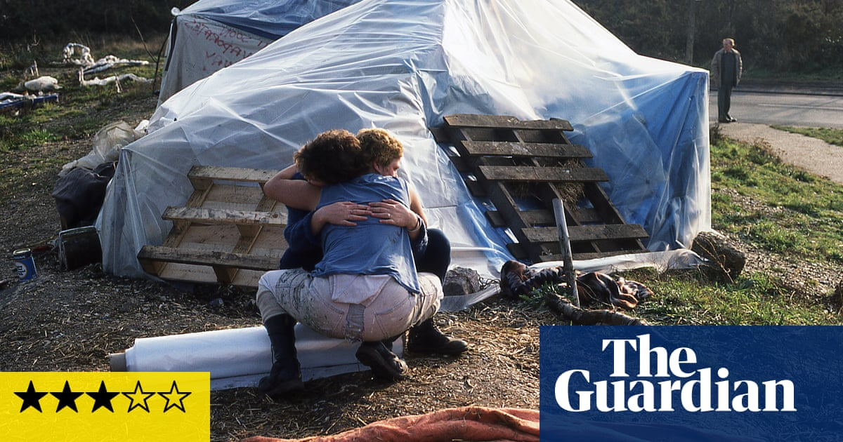 Mothers of the Revolution review – emotional return to Greenham Common