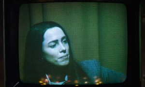 'She shouldn't have died' … Rebecca Hall in Christine.