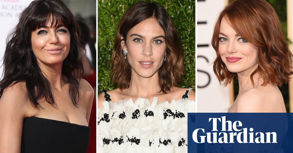 Dont Care Good Hair More Lo Fi Than Blow Dry Fashion The Guardian