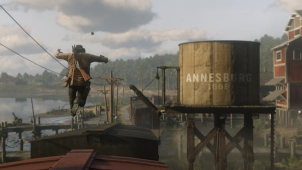 Get real! Behind the scenes of Red Dead Redemption 2 – the