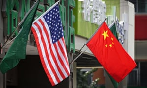 A source close to the talks said the US and China had struck a deal to end their 17-month trade war.