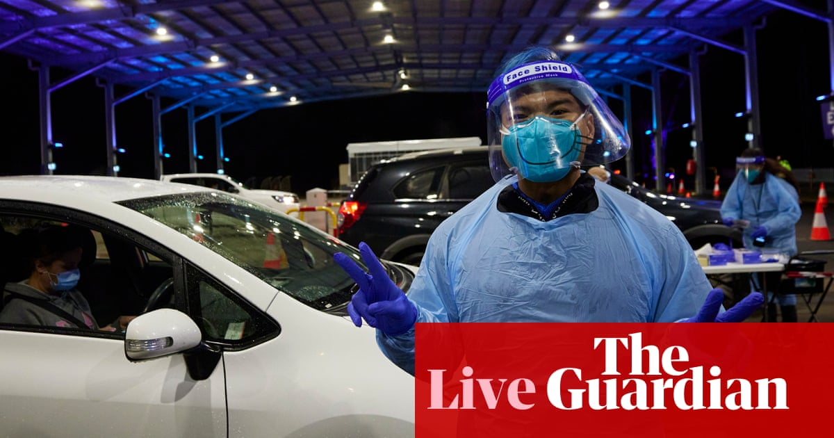 Australia Covid news live: NSW expecting more than 100 coronavirus cases; government ads spark backlash