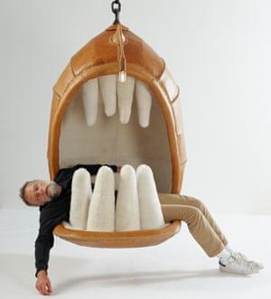 Porky Hefer's A Unique Dora Esca sculpture.