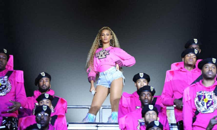 Homecoming: A Film by Beyoncé .