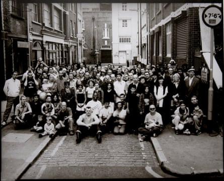 A Great Day in Hoxton, 1998.