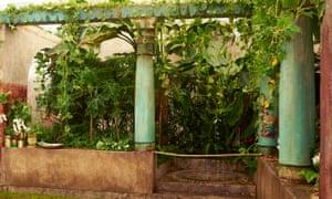 Thomas Hoblyn's Tamil Nadu-inspired Chelsea garden for Lifeworks Global.