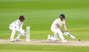 Stokes sweeps Chase for four.