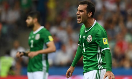 Mexico's Rafael Marquez set for fifth World Cup after drug trafficking denial