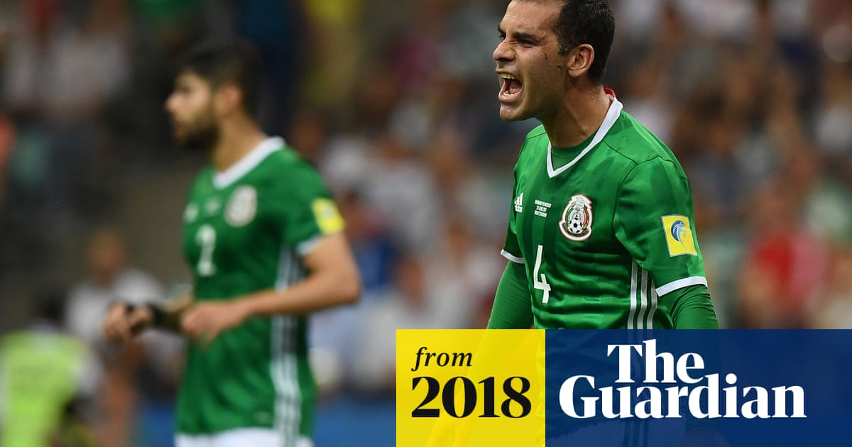 6a0f234f3 Mexico s Rafael Márquez set for fifth World Cup after drug trafficking  denial