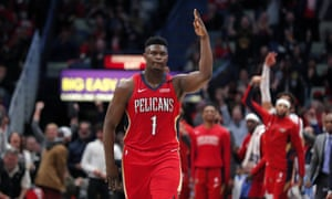 Espn Accused Of Fat Shaming Zion Williamson During Electric
