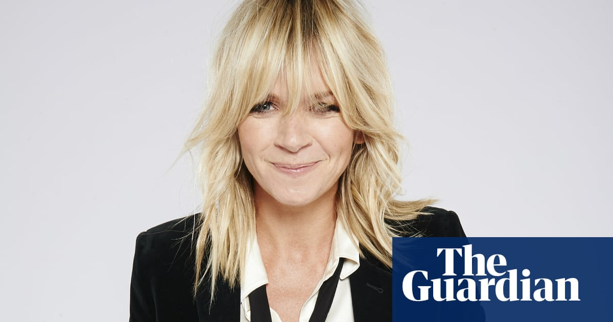 Zoe Ball: My most embarrassing moment? Having a menopausal hot flush in front of Al Pacino