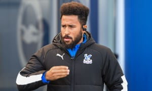 Crystal Palace's Andros Townsend said that to 'see footballers being painted as villains was a bit of a surprise'.