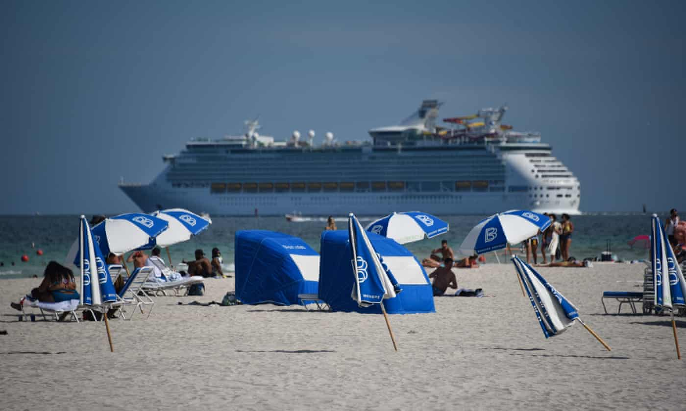 Royal Caribbean loses $1.6bn in second quarter due to Covid