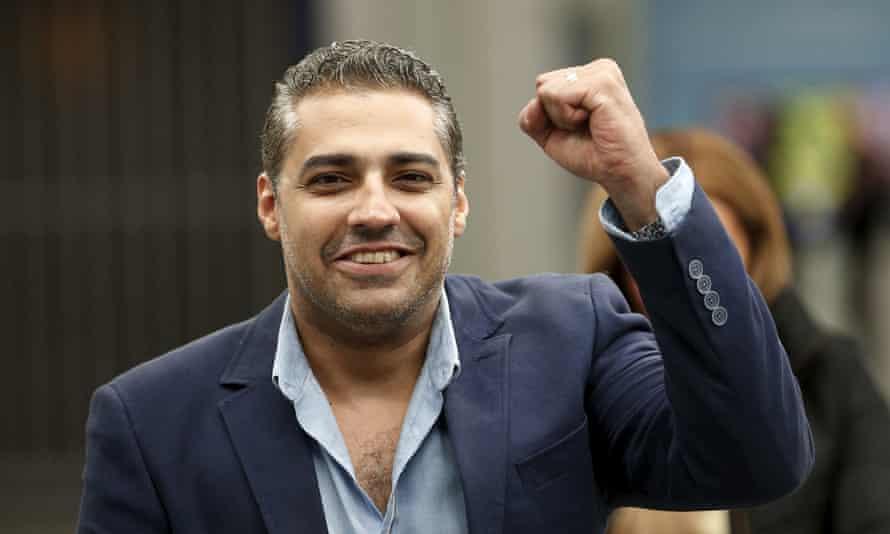 Mohamed Fahmy in London