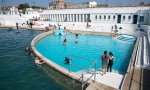 Penzance's Jubilee Pool