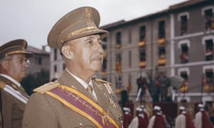 Francisco Franco in 1969