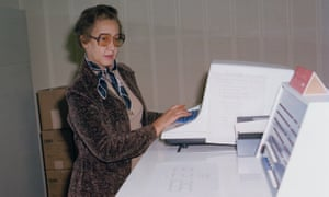 Katherine Johnson a