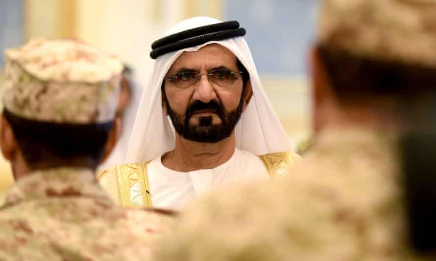 Latifa's father, Sheikh Mohammed bin Rashid al-Maktoum, prime minister of the United Arab Emirates (UAE) and ruler of Dubai.