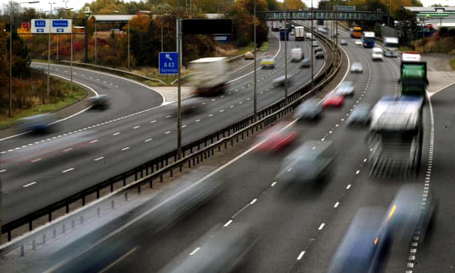 Learner drivers will be allowed on the motorway with a qualified instructor in a dual-control car.