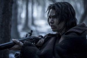 Forrest Goodluck in Alejandro González Iñárritu's The Revenant