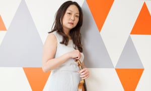 Violinist turned memoirist Min Kym.