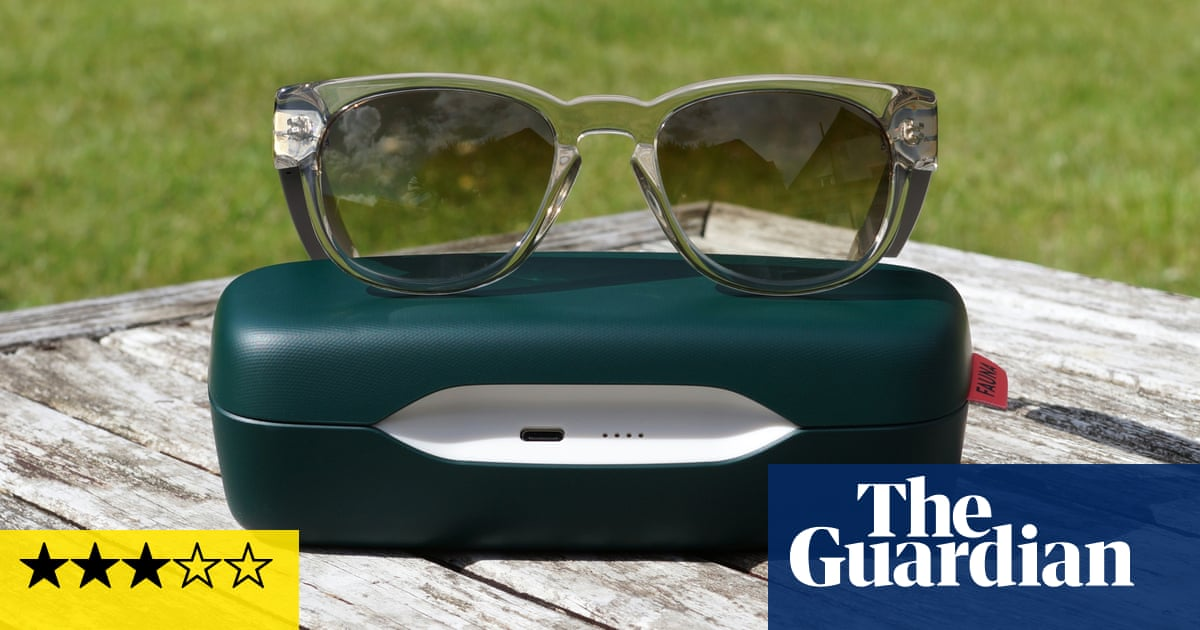 Fauna audio glasses review: fashion shades with built-in speakers