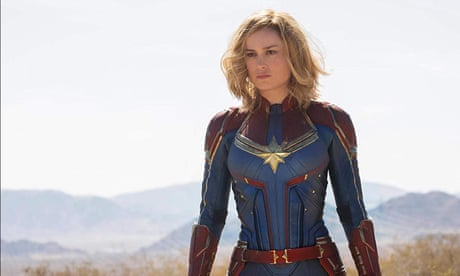 Captain Marvel: first trailer for female-led superhero movie launched