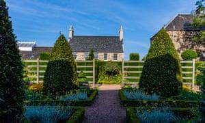 Dunbars Close Gardens, Edinburgh