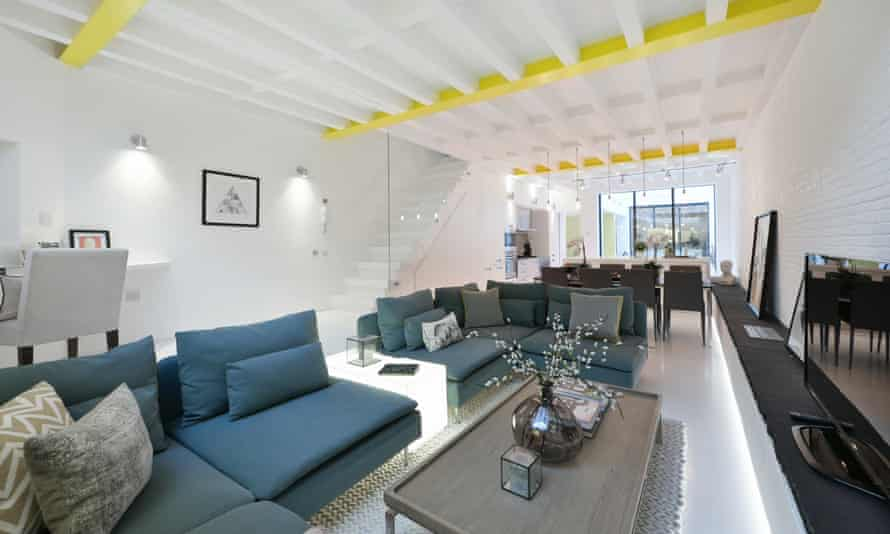 A basement conversion