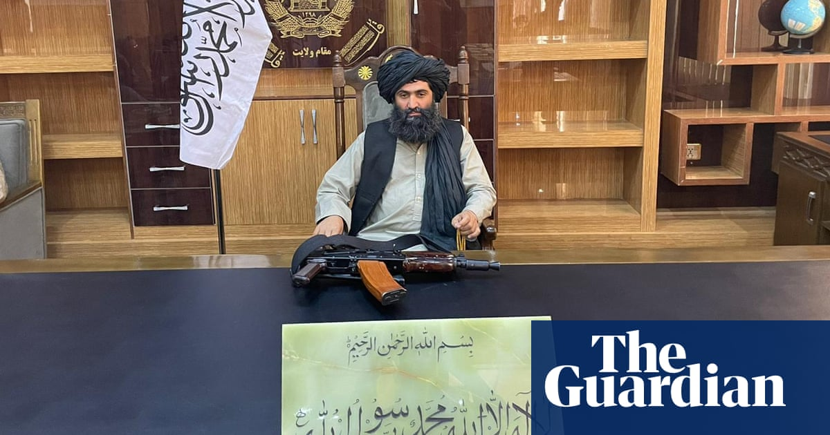 Taliban governor of Helmand's message to west: 'Come back with money, not guns'